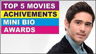 Award Winning Actor ★ Gerald Anderson.★ Mini-Bio ★ Career Achievements & Awards ★ Top Rated Movies