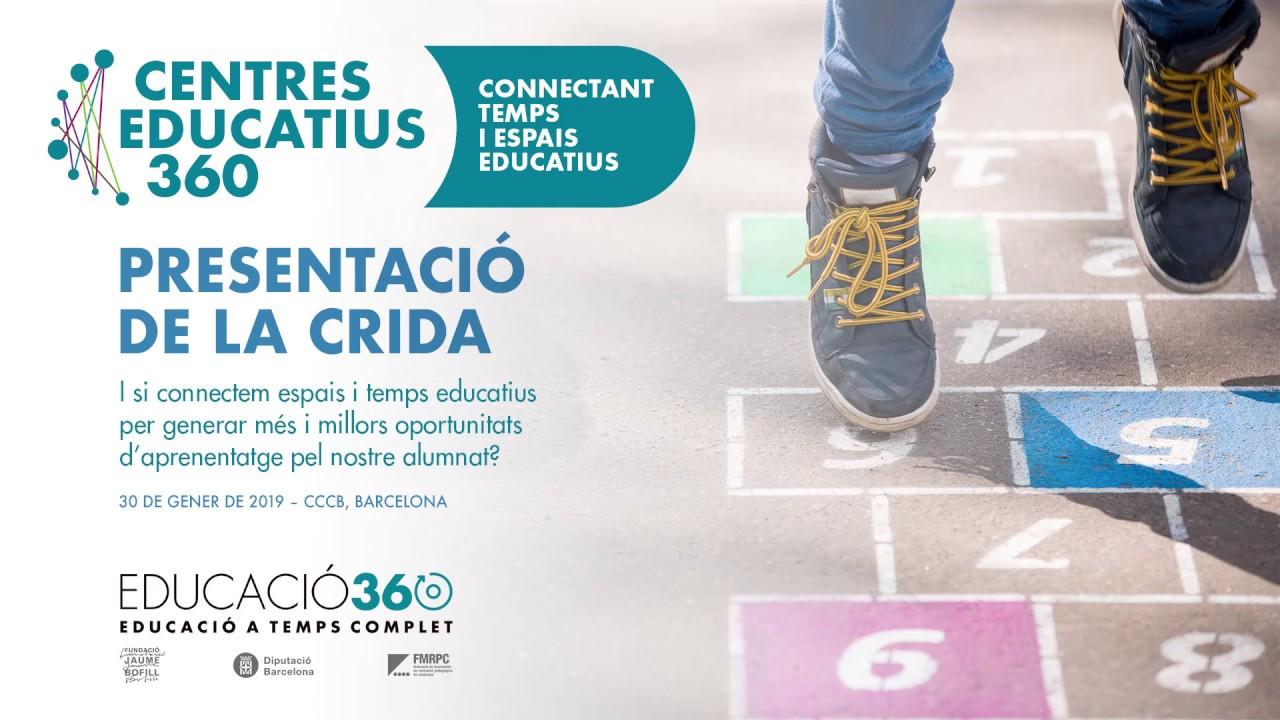 Anna Comas - Més Educació, una proposta educativa que connecta el temps lectiu i el no lectiu