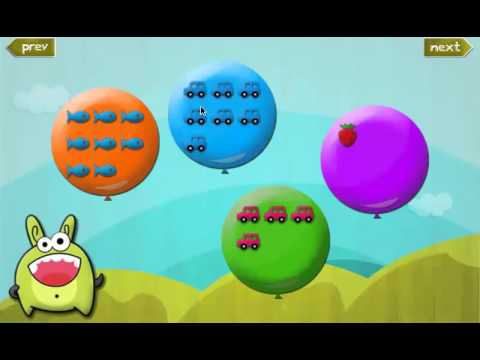 Video of Kids Learning Numbers Lite