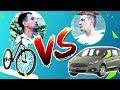 Велосипед VS машина — ГвоздиShow для Drom.ru