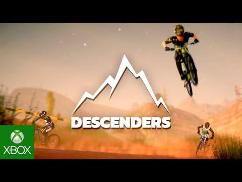 Trailer de Descenders