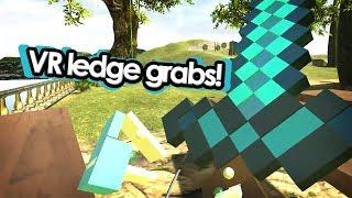 Walk-O-Motion VR, Hand Physics, Minecraft Swords, Ledge Detection, Grapple Hooks...