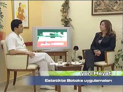 BÖLÜM 41 Dr Adnan Gürcan Newform ile Yenihayat / BOTOXUN ESTETİKTEKİ YERİ