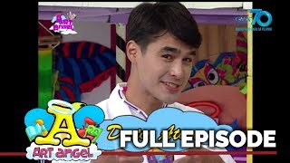 Art Angel: Doctor's Bag Na Gawa Sa Styropor, Susubukang Gawin Ni Atom Araullo! | Full Episode