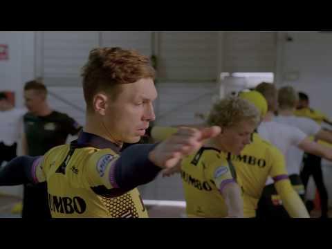 Wielrenners Team Jumbo-Visma omarmen Jumbo Foodcoach app