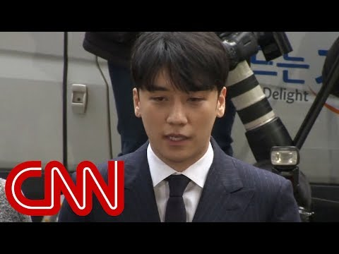 Police: K-pop stars investigated in sex scandals