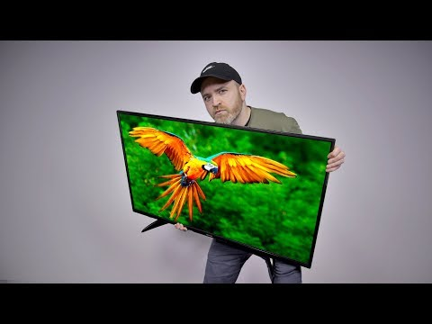 The Best Selling 4K TV On Amazon...