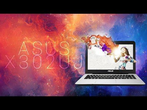 Asus X302UJ unboxing / kicsomagolás