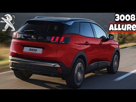 Novo Peugeot 3008 2020 Allure - Lançamento e Preço   Top Carros