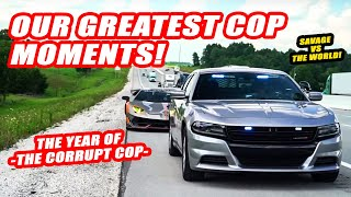 OUR ALL TIME BEST COP MOMENTS! CORRUPT KENTUCKY COPS, SUPERCAR OWNERS VS POLICE, & MORE!