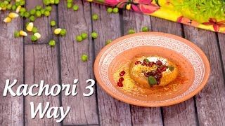3 Style Kachori Recipe By Varun Inamdar