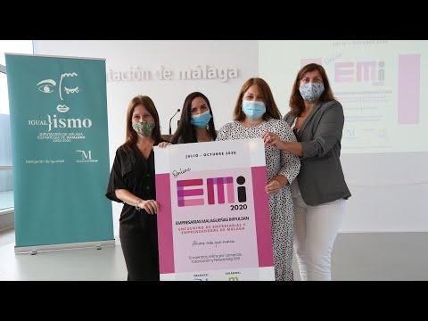 Cuarta edición de las jornadas Empresarias Malagueñas Impulsan (EMI)
