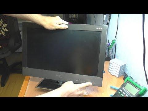 Не включается телевизор BBK LEM1968DT / Не выходит из ждущего режима
