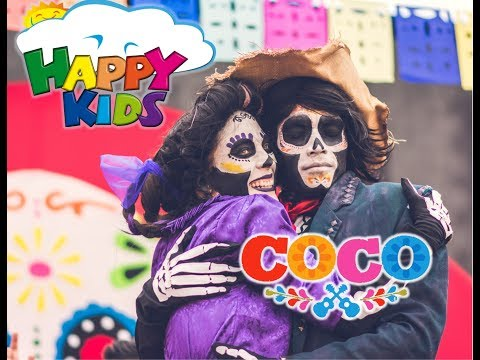 COCO - Espectáculo Teatral - Show Happy Kids