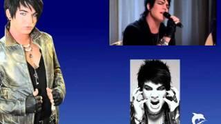 Adam Lambert- Down The Rabbit Hole (lyrics)