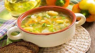 מתכון למרק ירקות מהיר וקל והכנה