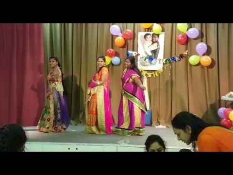 Ek tho theen dance - Billu party 18.03.17