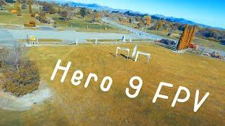 GoPro Hero 9 FPV with ReelSteady Go in 5K