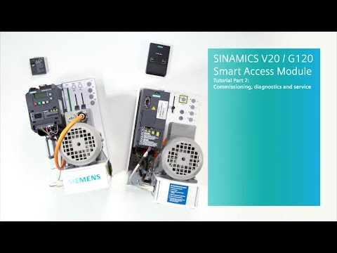 SINAMICS G120, SMART ACCESS