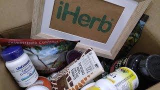 iHerb Посылка📦Распаковка 34 заказа💰Код MUR2335 - скидка 10% на первый заказ