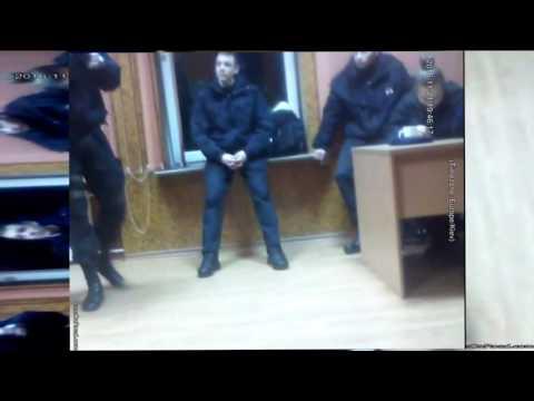 Общение начальства с полицейскими, скрытая камера