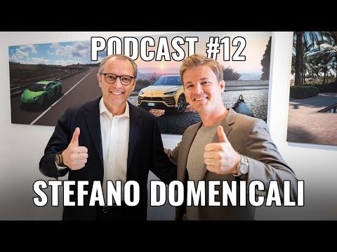 STEFANO DOMENICALI | Lamborghini CEO | Beyond Victory #12