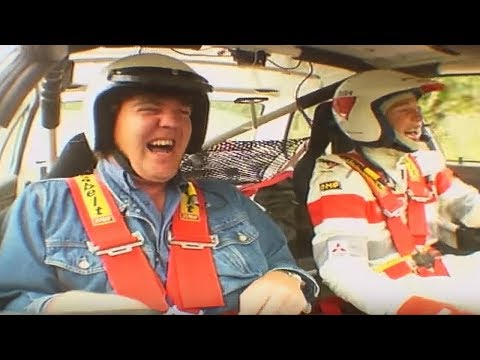 Rallying and British Attitude | Jeremy Clarkson's Motorworld | Top Gear