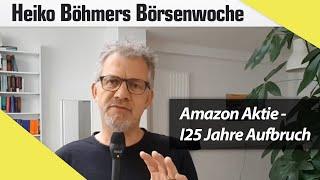 25 Jahre Amazon - vom Buchhändler zum globalen Phänomen