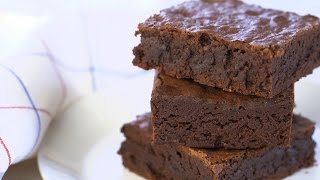 Chewy And Fudgy Brownies- Everyday Food With Sarah Carey