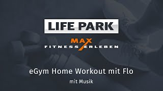 eGym Home Workout (mit Musik)