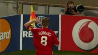 Liverpool FC, Gerrard 10 TOP Goals