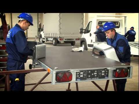 PKW Anhänger BL Blyss transporttechnik