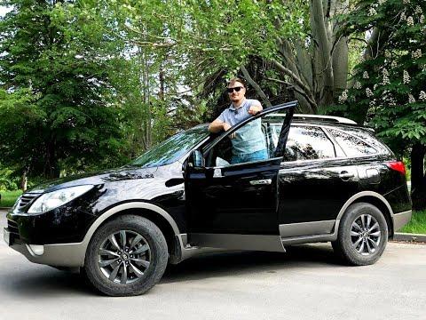 Hyundai IX55 Дизель. Неликвид или недооцененный премиум?