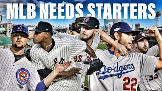 Why MLB NEEDS Starting Pitchers Back