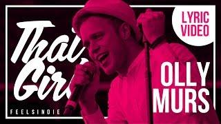 Olly Murs - That Girl [Lyric Video]