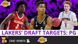 Lakers Draft: 5 Point Guards The Los Angeles Lakers Should Target In The 2020 NBA Draft