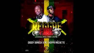 DOHTY FAMILY REGGAE FIRE MIX (2018) MC CHOPPA/DJ DADDY RAMOSH