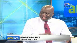 Raila must help this country and get rid of Jubilee - Jakoyo Midiwo || AM Live