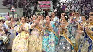 preview picture of video 'Lectura y entrega de premios Fallas Paterna 2014'