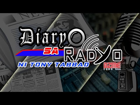 Diaryo sa Radyo - Kasama sina Neil Miranda at Jho Mariano (October 18, 2019