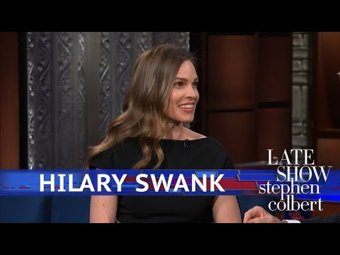 Hilary Swank Opens Up About Taking 3-Year Hiatus From Acting to Take Care of Ailing Father
