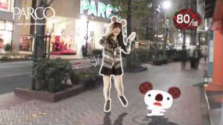 MIKIKO振付PARCOグランバザールLetsパルコアラダンス.flv
