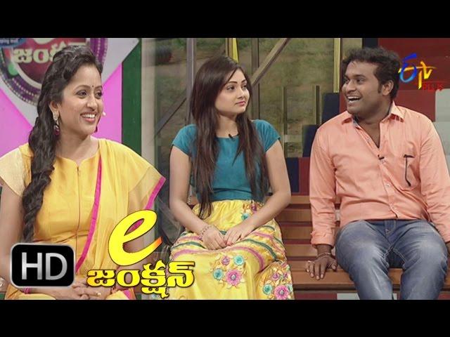 E-Junction – 13th March 2017 – Full Episode | Racha Ravi, Priyanka