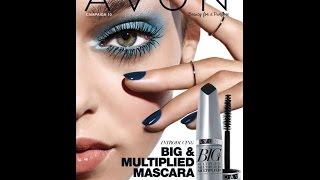 Avon online Catalog 10 2016 Brochure video