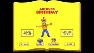 ARTHUR IN DA CLUB FOR 2 HOURS