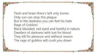 Battlelore - Raging Goblin Lyrics