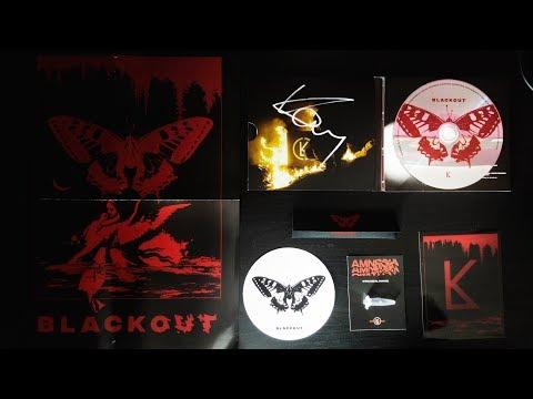 "Kartky - Blackout ""Preorder"" (Unboxing CD)"