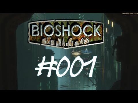 Bioshock [HD] #001 - Willkommen in Rapture ★ Let's Play Bioshock