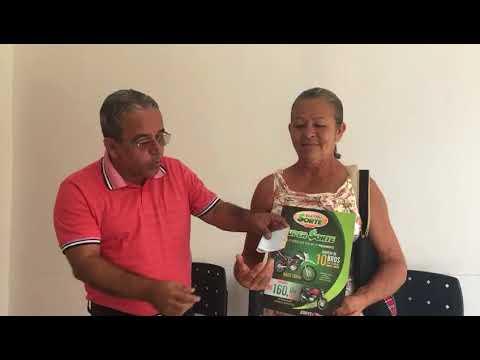 Sra  FRANCISCA NETA, da cidade de BELEM DO BREJO DO CRUZ PB