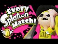 9 Players in EVERY Splatoon Match Super Coin Crew